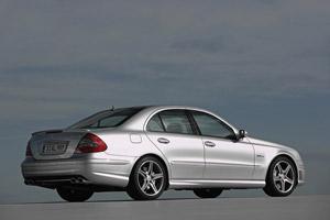 Foto Perfil Mercedes E-63-amg Sedan 2007