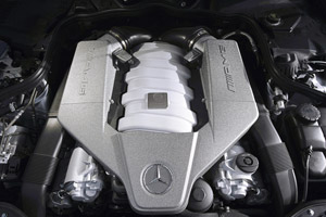 Foto Tecnicas Mercedes E-63-amg Sedan 2007