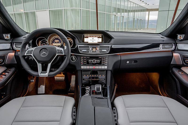 Mercedes Benz E63 AMG 2013