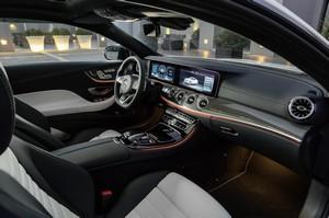 Foto Interiores 1 Mercedes E-class Cupe 2017