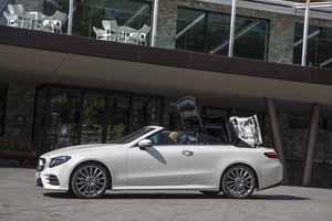 Foto Exterior 10 Mercedes E-class Descapotable 2017