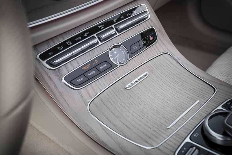 Foto Detalles 2 Mercedes E-class Descapotable 2017