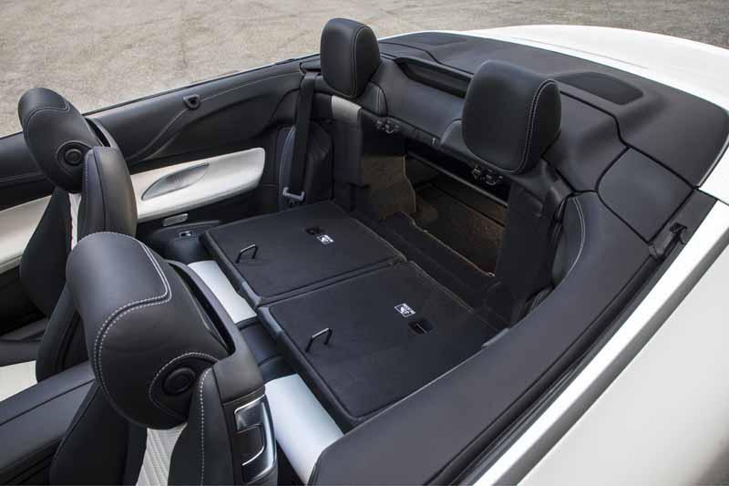 Foto Interior 2 Mercedes E-class Descapotable 2017