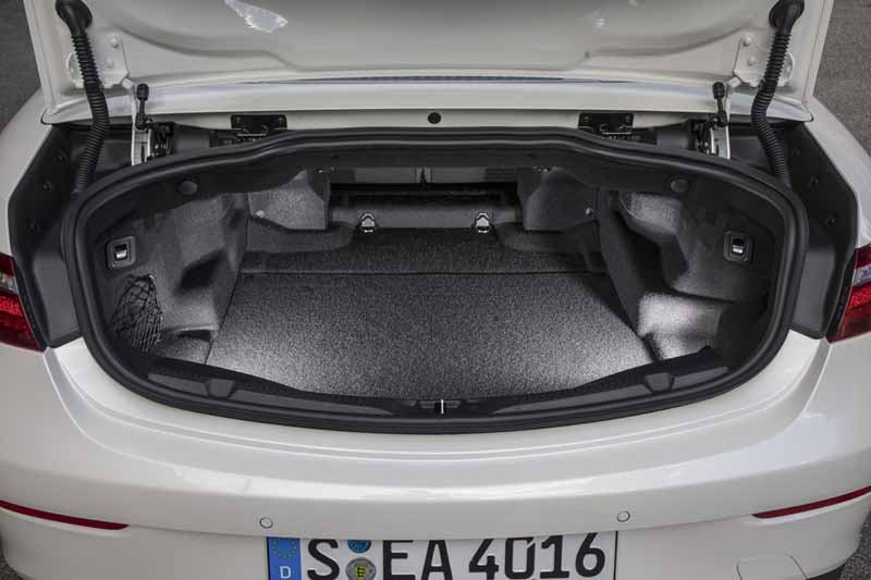 Foto Interior 3 Mercedes E-class Descapotable 2017