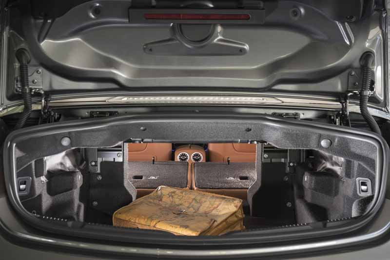 Foto Interior 5 Mercedes E-class Descapotable 2017