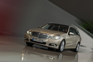 Foto Delantera Mercedes E-class Familiar 2010