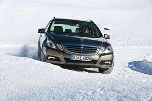 Foto Exteriores-(1) Mercedes E-class Familiar 2010