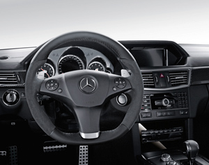 Foto Interiores-(2) Mercedes E-class Familiar 2010
