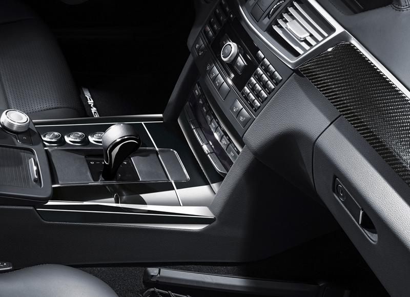 Foto Interiores-(1) Mercedes E-class Familiar 2010