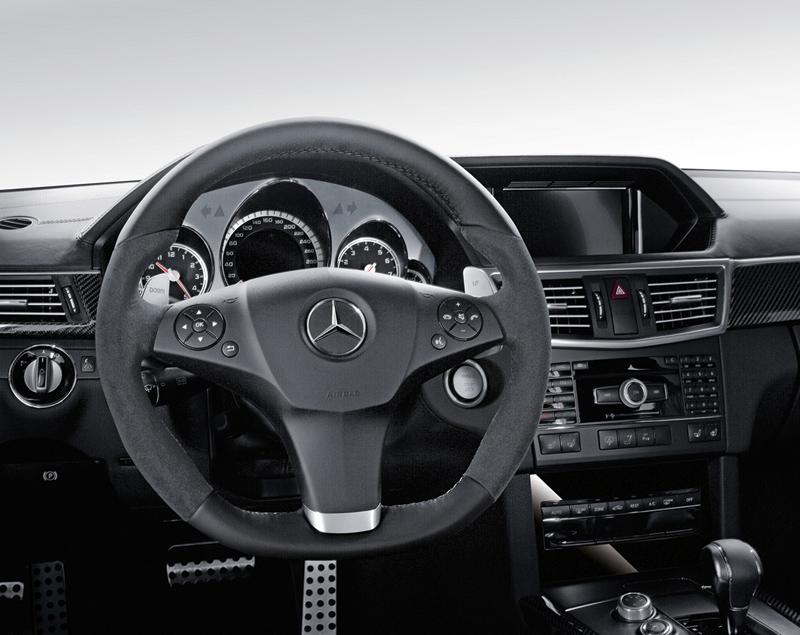 Foto Interiores-(2) Mercedes E-class Familiar 2010