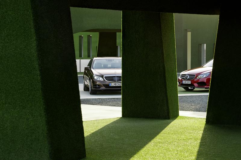 Foto Exteriores Mercedes E Class Familiar 2012