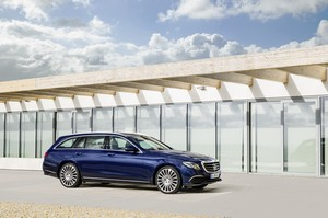 Foto Exteriores (2) Mercedes E-class Familiar 2017