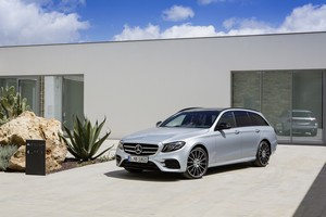 Foto Exteriores (3) Mercedes E-class Familiar 2017