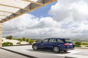 Foto Exteriores (6) Mercedes E-class Familiar 2017