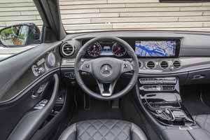 Foto Interiores (5) Mercedes E-class Familiar 2017