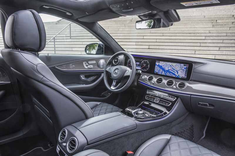 Foto Interiores (4) Mercedes E-class Familiar 2017
