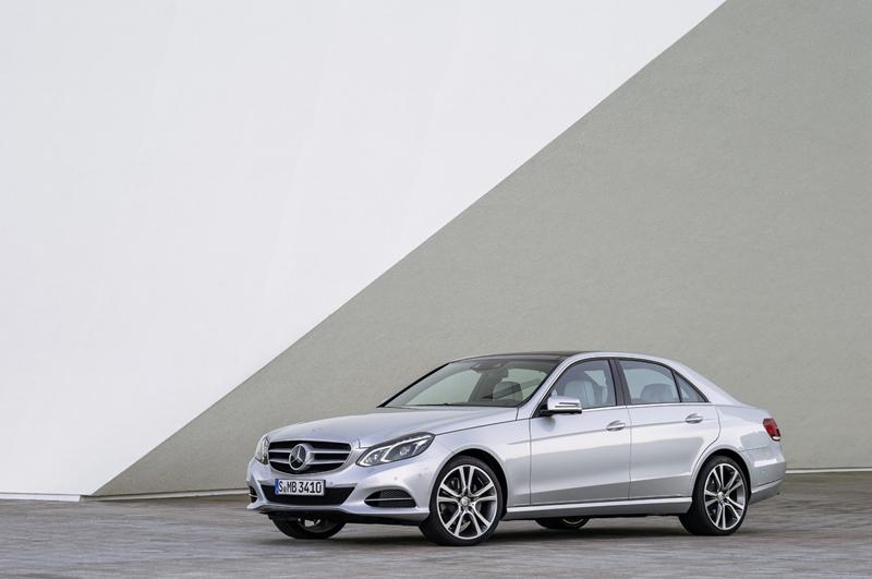 Foto Exteriores Mercedes E Class Sedan 2012