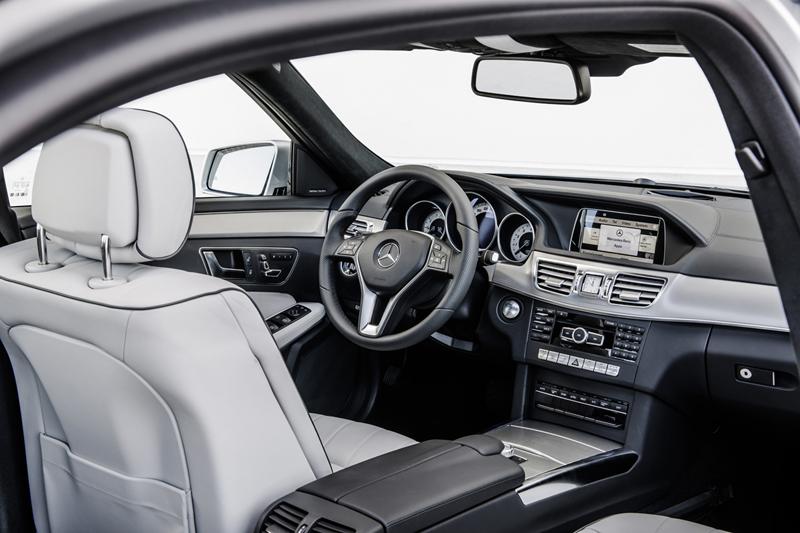 Foto Interiores Mercedes E Class Sedan 2012