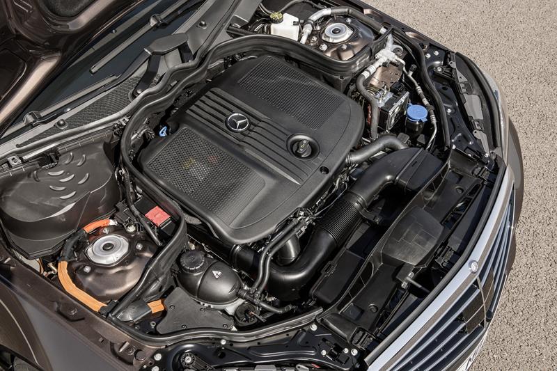 Foto Tecnicas Mercedes E Class Sedan 2012