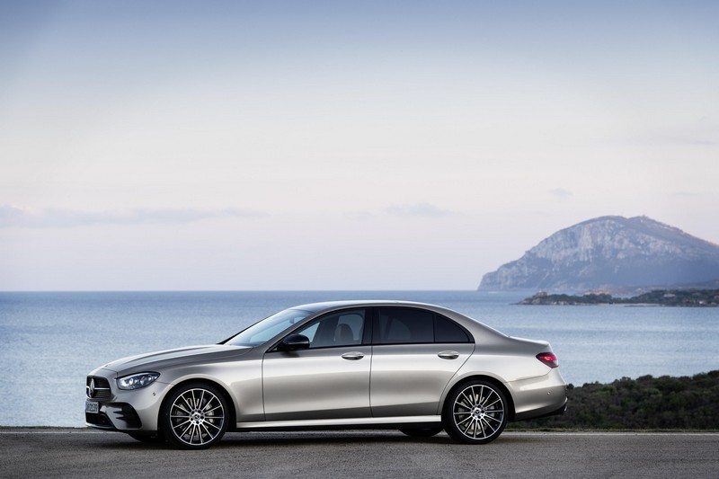 Foto Exteriores Mercedes E Class Sedan 2020