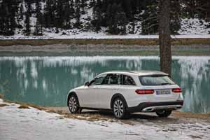 Foto Exteriores (10) Mercedes E-class-all Terrain Suv Todocamino 2017
