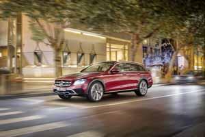 Foto Exteriores (3) Mercedes E-class-all Terrain Suv Todocamino 2017