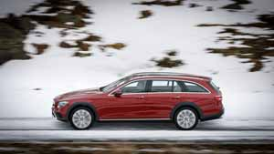 Foto Exteriores (4) Mercedes E-class-all Terrain Suv Todocamino 2017