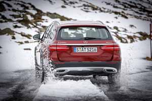 Foto Exteriores (5) Mercedes E-class-all Terrain Suv Todocamino 2017