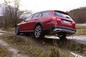 Foto Exteriores (7) Mercedes E-class-all Terrain Suv Todocamino 2017