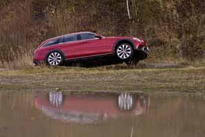 galeria de fotos mercedes e-class-all terrain 2017 - exteriores