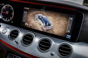 galeria de fotos mercedes e-class-all terrain 2017 - interiores