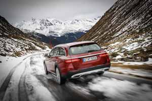 Foto Trasera Mercedes E-class-all Terrain Suv Todocamino 2017