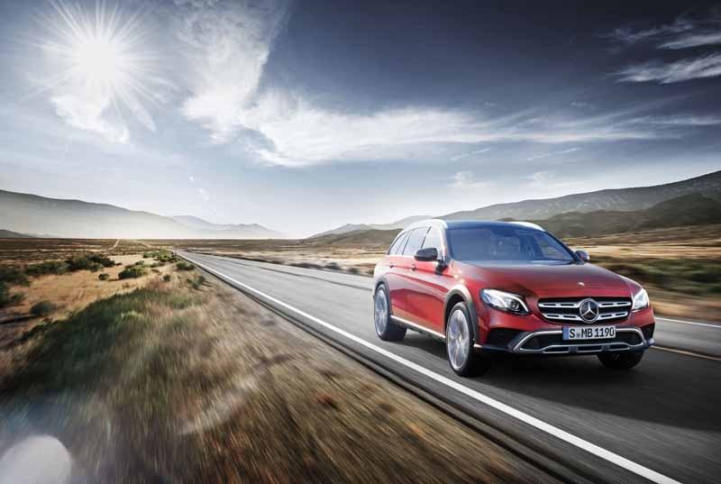 Foto Exteriores (1) Mercedes E-class-all Terrain Suv Todocamino 2017