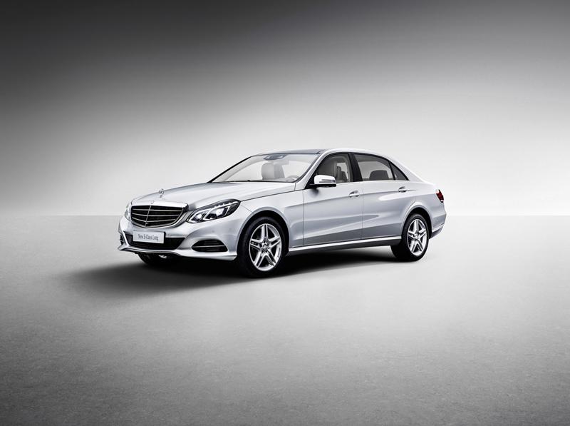 Mercedes-Benz Clase E largo 2013