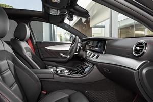Foto Interiores Mercedes E43-amg Sedan 2016