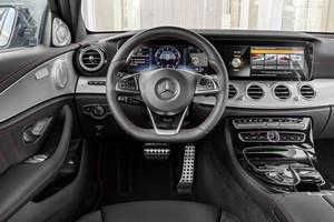 Foto Salpicadero Mercedes E43-amg Sedan 2016
