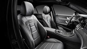 Foto Interiores Mercedes E63-amg Sedan 2017
