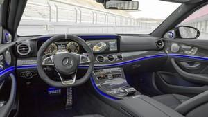 Foto Salpicadero Mercedes E63-amg Sedan 2017