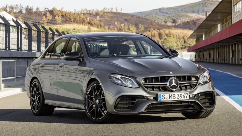 Foto Exteriores Mercedes E63 Amg Sedan 2017