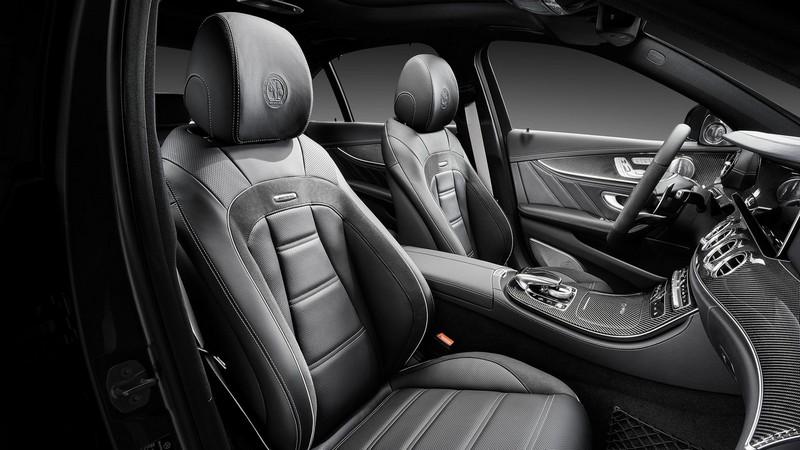 Foto Interiores Mercedes E63 Amg Sedan 2017