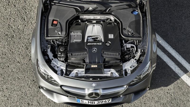 Foto Tecnicas Mercedes E63 Amg Sedan 2017