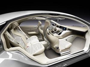 Foto Mercedes f800 5 Mercedes F800 Concept 2010