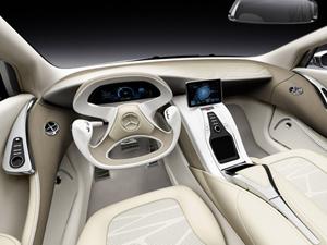 Foto Mercedes f800 6 Mercedes F800 Concept 2010