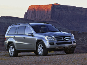 Mercedes-Benz Gl 2008