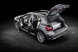Foto Detalles 1 Mercedes Gla-class Suv Todocamino 2017