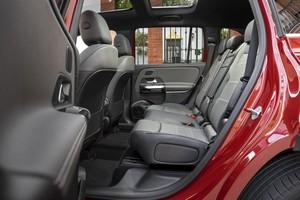 Foto Interiores 1 Mercedes Glb Suv Todocamino 2020
