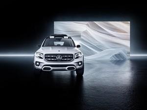 Foto Exteriores 2 Mercedes Glb-concept Suv Todocamino 2019