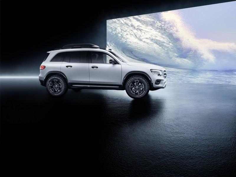 Foto Exteriores 1 Mercedes Glb-concept Suv Todocamino 2019