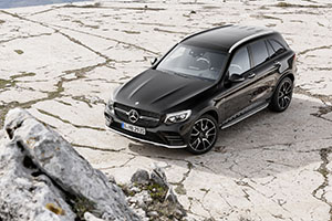 Mercedes-Benz Glc-43-4-matic 2016
