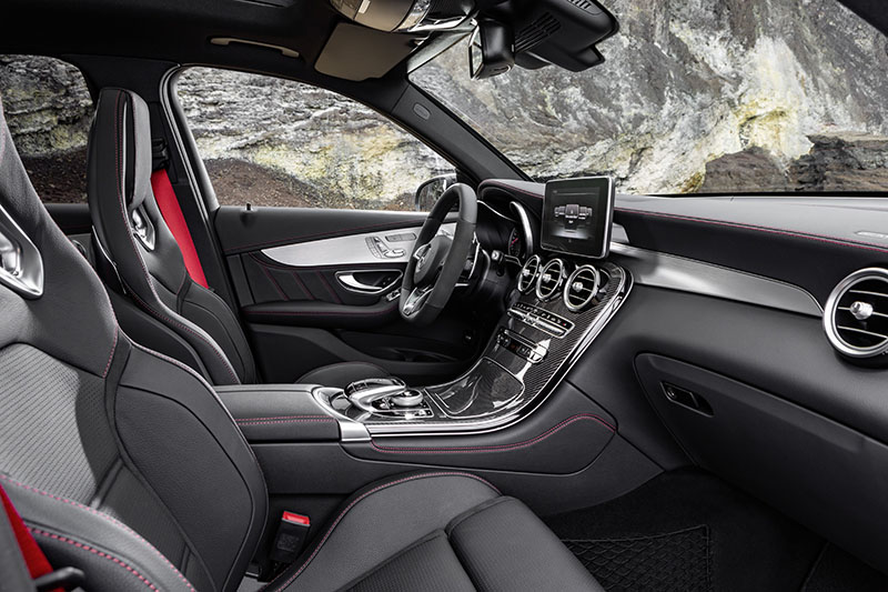 Interior Mercedes-AMG GLC43 4MATIC